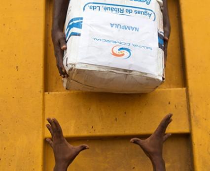 Partnerstwa i innowacje pomagają UNICEF nieść pomoc dzieciom w 150 krajach świata