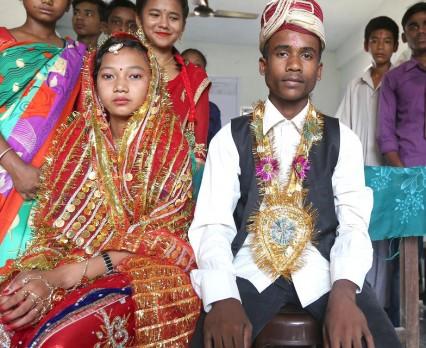 115 mln chłopców i mężczyzn na świecie zostało zmuszonych do wczesnego małżeństwa