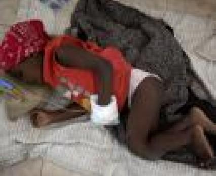UNICEF zwiększa skalę działań na Haiti