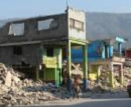 Dziennik z Haiti I – Po 12 stycznia