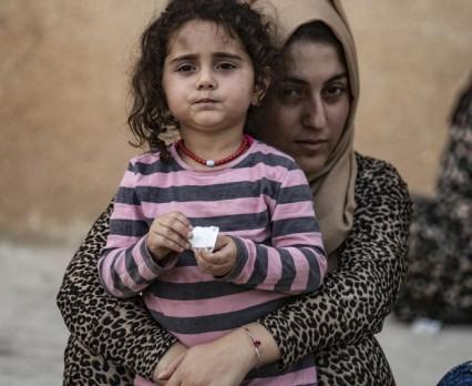 UNICEF Polska - Prawie 70 tysięcy dzieci przesiedlonych