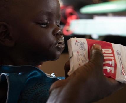 UNICEF Polska: Już 1,5 mln złotych pomocy dla dzieci w Sudanie Południowym!