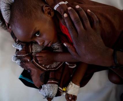 Głód, susza i wojny zagrażają milionom dzieci na świecie