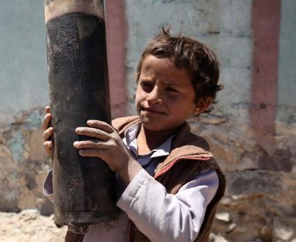 Czterokrotnie wzrosła liczba dzieci zabitych w Jemenie