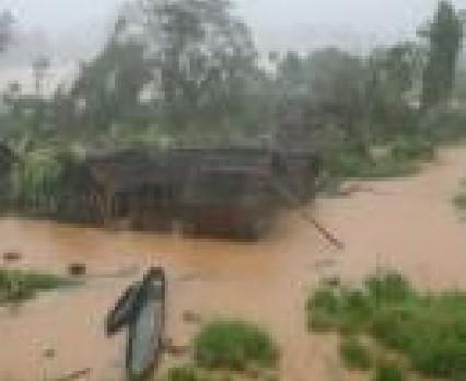 Najsilniejsze od 50 lat cyklony na Madagaskarze