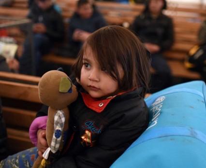 UNHCR i UNICEF tworzą 20 ośrodków pomocy dla dzieci uchodźców i migrantów w Europie