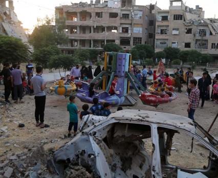 Styczeń tragiczny dla dzieci na Bliskim Wschodzie iw Afryce Północnej