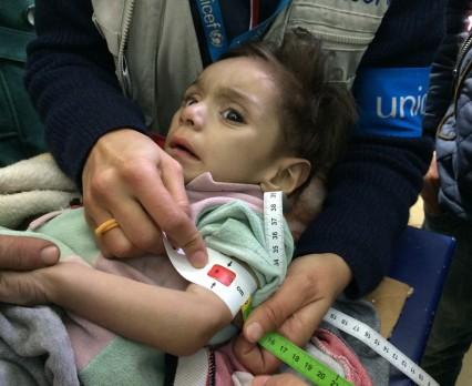 Apel o zakończenie wojny w Syrii