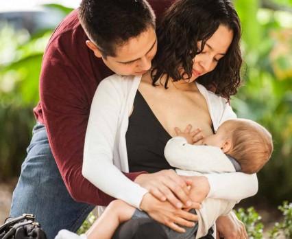 Tylko 40% dzieci na świecie jest karmionych wyłącznie piersią