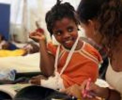 UNICEF Polska przekazuje kolejne 400 tysięcy złotych na rzecz ofiar trzęsienia ziemi na Haiti