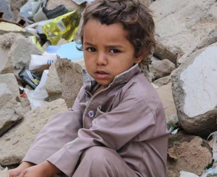 Wojna w Jemenie trwa już dwa lata. Sytuacja dzieci jest dramatyczna