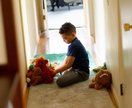 UNICEF Polska - Rośnie skala zjawiska przemocy domowej wobec dzieci