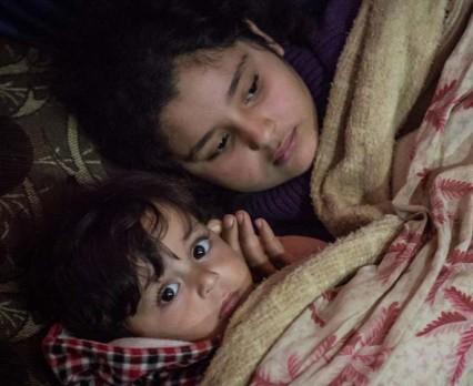 Jak pomóc dzieciom z Syrii przetrwać zimę?