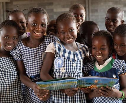 GOFIN wspiera UNICEF w pomocy dzieciom na całym świecie