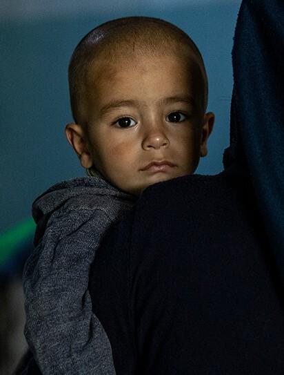 Pomóż dzieciom w Syrii przeżyć wojnę