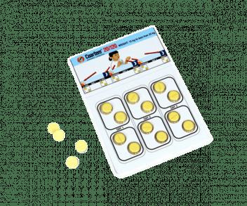 UNICEF Polska - tabletki na malarię