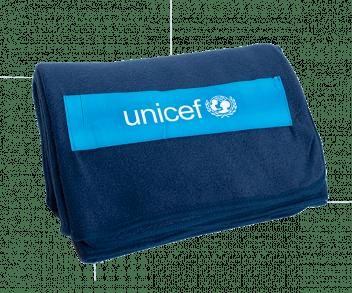 UNICEF Polska - ciepłe koce dla dzieci