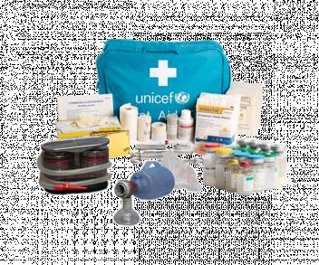 UNICEF Polska - zestaw pierwszej pomocy