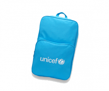 UNICEF Polska - plecaki szkolne