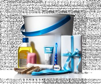 UNICEF Polska - zestaw higieniczny dla 5-osobowej rodziny