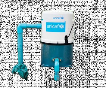 UNICEF Polska - pompa wodna