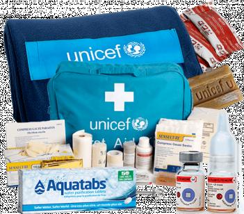 UNICEF Polska - zestaw ratunkowy
