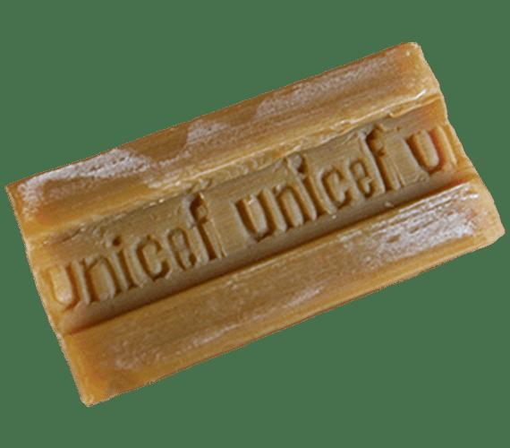 UNICEF - Mydło dla 100 dzieci