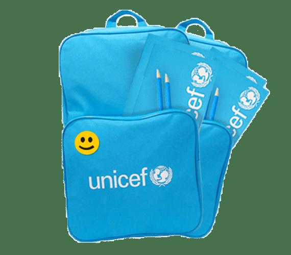 UNICEF - Wyprawka do szkoły