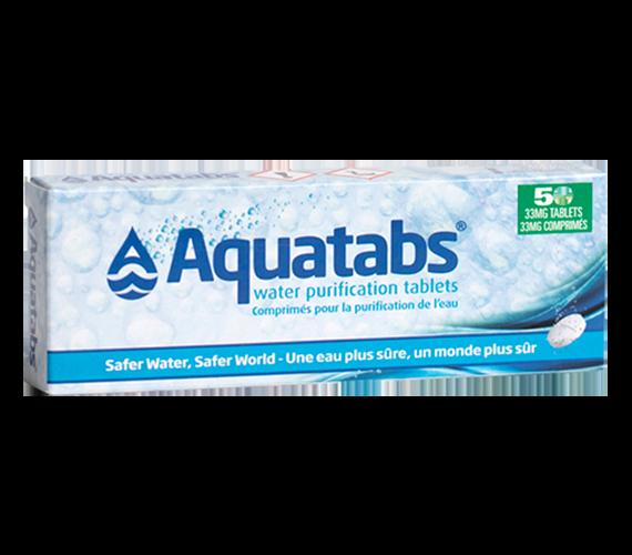 UNICEF - Tabletki uzdatniające wodę