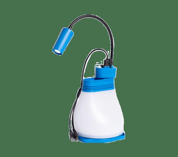UNICEF - Lampka solarna z ładowarką do telefonu