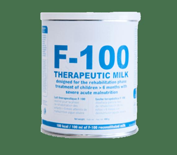UNICEF - Mleko terapeutyczne
