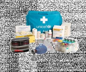 UNICEF - Zestaw pierwszej pomocy