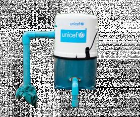 UNICEF - Pompa wodna