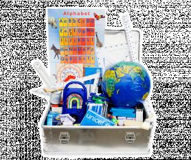 UNICEF - Szkoła w pudełku