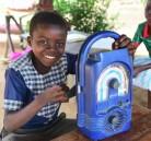 UNICEF Polska - Przenośne radio